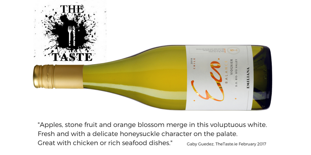 The Taste Eco Viognier