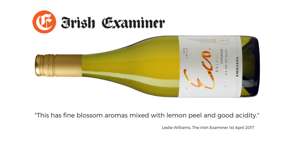 Irish Examiner Eco Viognier