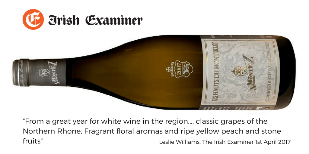 Irish Examiner Les Hauts Blanc