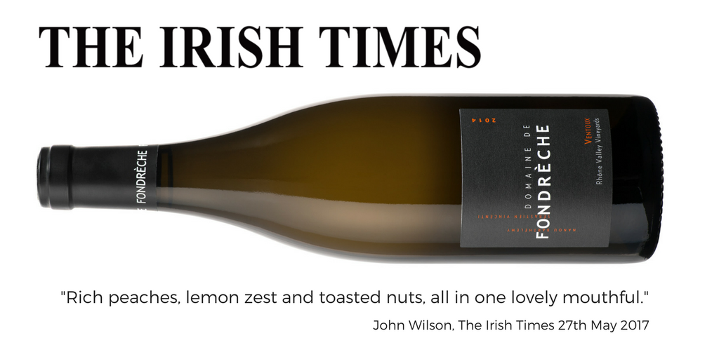 Irish Times Fondreche Blanc