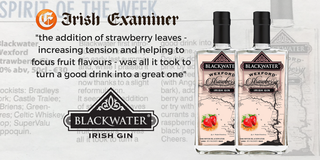 Blackwater  Gin Examiner 22 July 17