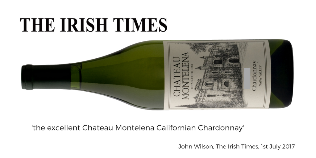 Montelena in the Irish Times