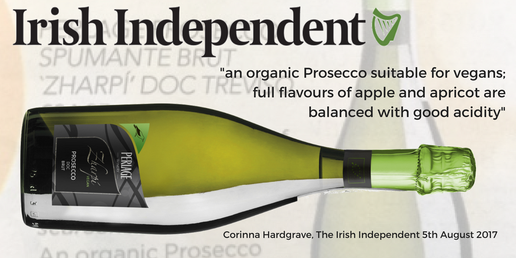 Irish Independent Perlage Zharpi